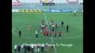Presentazione Perugia Calcio 2013-2014