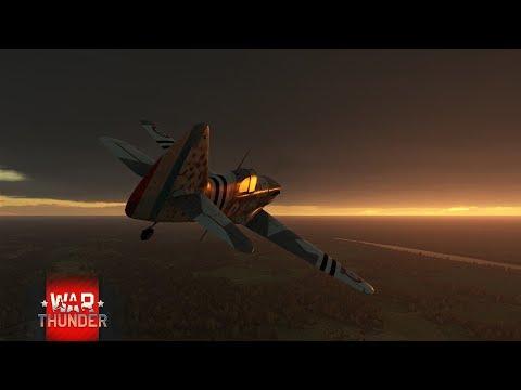 War Thunder. От винта!!! Качаем ВВС Британии