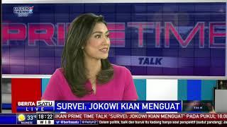 Video Prime Time Talk: Survei: Jokowi-Ma'ruf Kian Menguat #1 MP3, 3GP, MP4, WEBM, AVI, FLV Oktober 2018