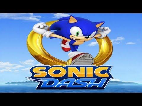 Download Sonic Dash iOS – Endless Running Game from SEGA