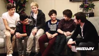 One Direction: Interview!