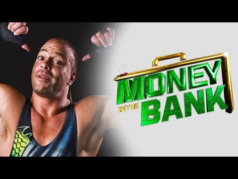 bank - It's official, WWE aired a promo that showed RVD and said he'll be returning to WWE at the Money IN The Bank PPV, THOUGHTS? LEAVE A LIKE FOR RVD! Promo: http...