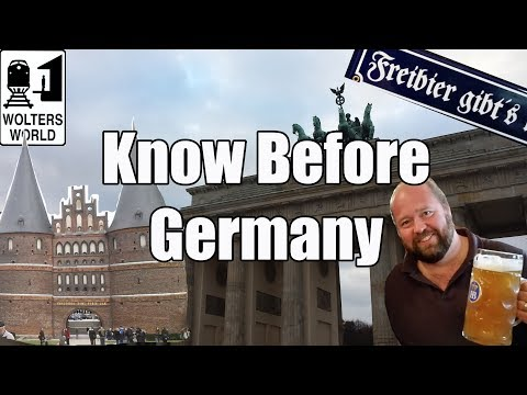 germany - http://www.woltersworld.com American & Heading to Germany? German & Heading to America? Here we give you some of the basic differences between the USA & Germ...