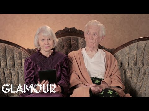 text - If you've ever wondered what it would look like if your grandparents happened to read your text messages from your best friend, wonder no more. Subscribe to ...