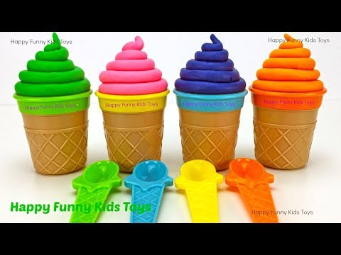 Play Doh Swirl Ice Cream Cups Surprise Eggs Shopkins in a Twin Room Zuru 5 Surprise Toys