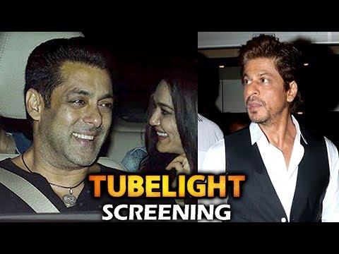 Salman Khan And Shahrukh Khan At TUBELIGHT Special