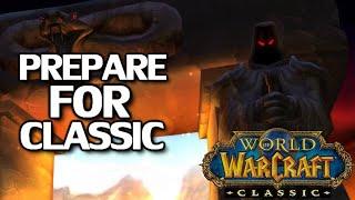 Video WoW Classic Launch Guide & Preparation MP3, 3GP, MP4, WEBM, AVI, FLV Agustus 2019