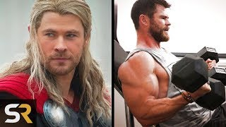 Video 10 Secrets About Chris Hemsworth That Will Shock You MP3, 3GP, MP4, WEBM, AVI, FLV September 2018