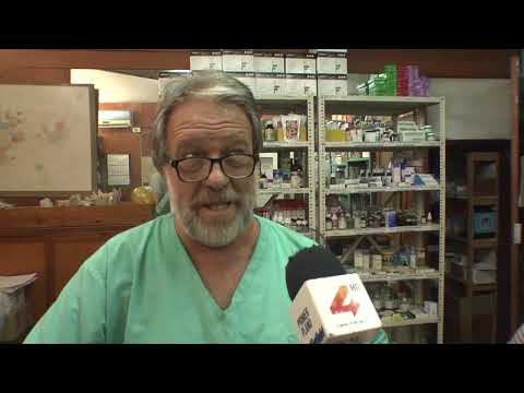 El veterinario Dr. Sergio Berneda afirmó que la leishmaniasis no tiene cura.