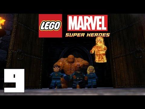 LEGO - LIKE Y FAV PARA MÁS LEGO MARVEL SUPER HEROES! :3 CANAL SECUNDARIO!: http://www.youtube.com/user/helldogsrevenge SÍGUEME EN TWITTER!: https://twitter.com/HelldogMadness ...