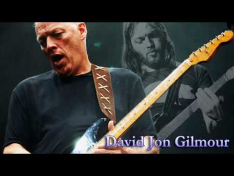 Best of David Gilmour Guitar Solos - Soulful Melodies