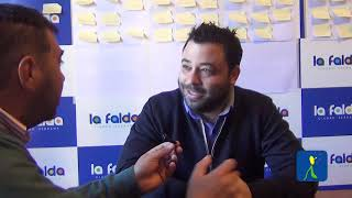 FAMILIA PARAGUAYA VINO EXCLUSIVAMENTE A CORRER EL MINI RIO PINTO: VIDEO DE CANAL 11 CON LA CARRERA DE BICI MINI RIO PINTO 2019