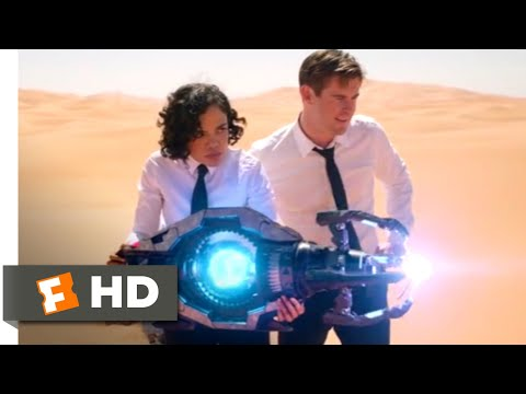 Men in Black: International (2019) - Star Gun Scene (6/10) | Movieclips
