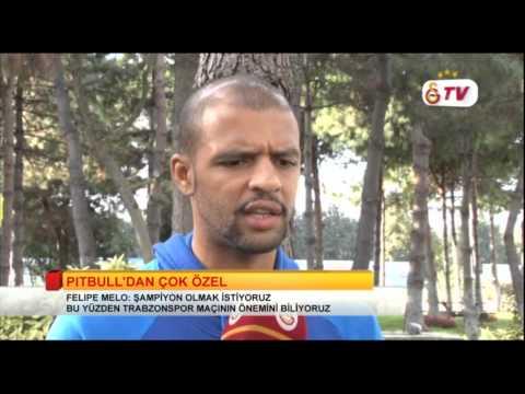 Felipe Melo, Trabzon maçı için iddalı konuştu