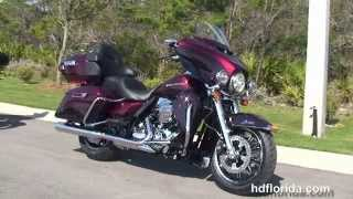 9. New 2014 Harley Davidson Ultra Limited Motorcycles for sale - Clearwater, FL