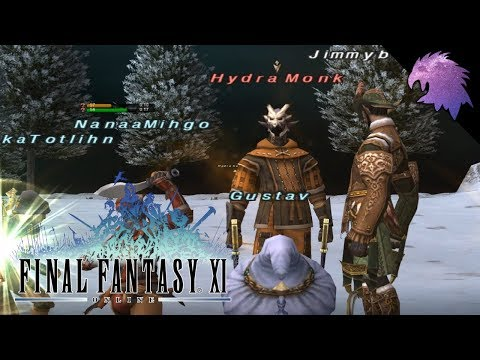 FFXI | Dynamis Armour Farming - Beaucedine, Jeuno & Bastok | Final Fantasy XI in 2018