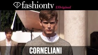 Corneliani Men Spring/Summer 2015 | Milan Men's Fashion Week | FashionTV