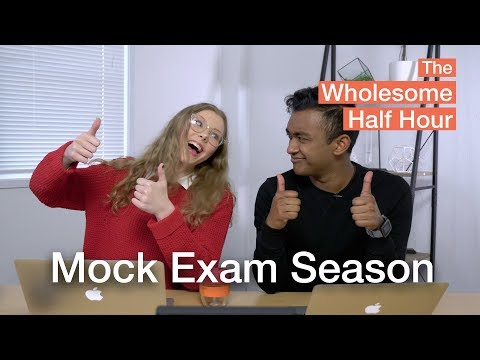 How to Study for Mock Exams | Wholesome Half Hour Ep. 19 | StudyTime NZ