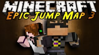 Minecraft: Epic Jump Map 3 Part 1!