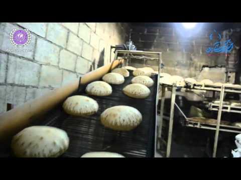 Green Lane Masjid Bread Distribution In Idlib Syria 2015