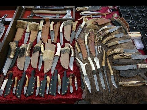 Выставка ножей \