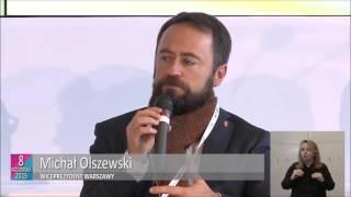 Rewitaliazacja - znaczenie i wpływ na rozwój regionu - debata w ramach 6 Forum Rozwoju Mazowsza