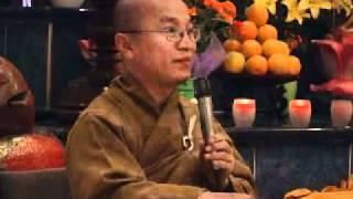 Nối kết tình thâm - Phần 1 - Thích Nhật Từ