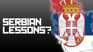 Buy Boris merch: https://www.weslav.com Buy Boris stickers: http://bit.ly/BorisStickers Let's learn another slav language. This time serbian. Little bit easi...