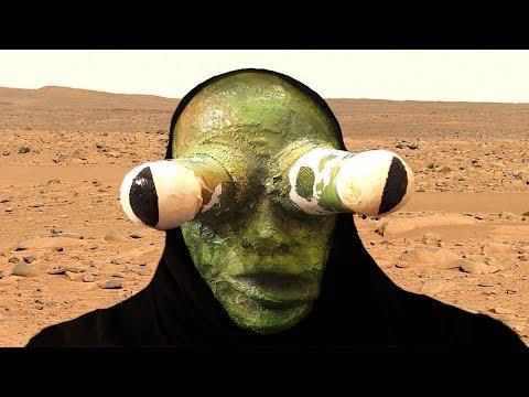 Činčila - Marš na Mars