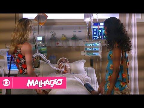 Malhação: Pro Dia Nascer Feliz I capítulo 168 da novela, sexta, 24 de março, na Globo