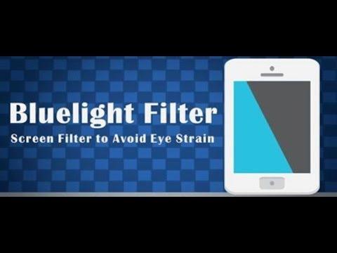 Video of Bluelight Filter for Eye Care
