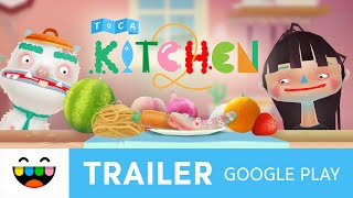 Toca Kitchen 2 Vídeo YouTube