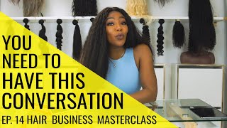 What You MUST Know When Entering A Partnership | Hair Business Masterclass Episode 14 by The Weed Show with Charlo Greene