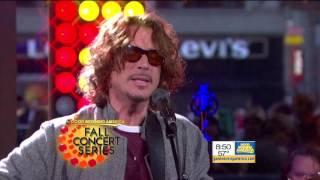 <b>Chris Cornell Nearly Forgot My Broken Heart</b> 10/22/15