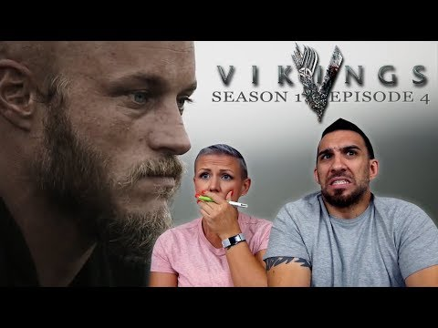 Vikings Season 1 Episode 4 'Trial' REACTION!!