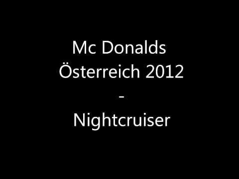 Mc Donalds - Nightcruiser