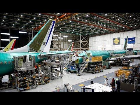 Μειώνει την παραγωγή στα 737 ΜΑΧ η Boeing