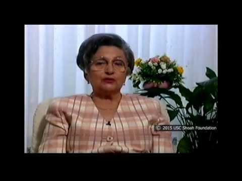 ניצולת השואה, חנה קוטליצקי, מספרת על רצח חברתה בשה וקסלר בצעדת המוות