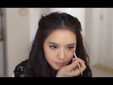官恩娜 Ella Koon -  分享Party Makeup Tips