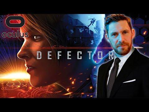 James Bond In VR - Defector Oculus Rift Gameplay