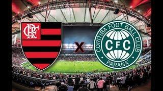 Flamengo x Coritiba ao vivo - Narração + Parciais Cartola FC