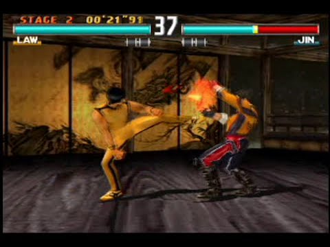 Video Tekken 3 (Arcade Version) - Law download in MP3, 3GP, MP4, WEBM, AVI, FLV January 2017