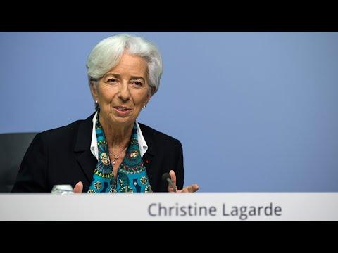 Video - Κριστίν Λαγκάρντ: Ικανοποιημένη από την ανάκαμψη της ελληνικής οικονομίας