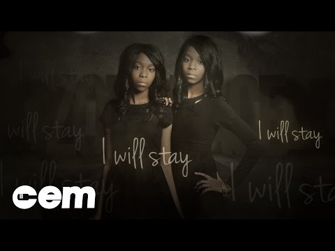 Zoe Grace - I Will Stay (Official Lyric Video)