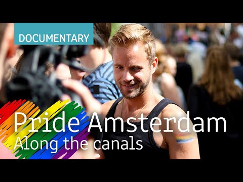 Amsterdam Gaypride  - A Documentary Film About Being Gay In Amsterdam