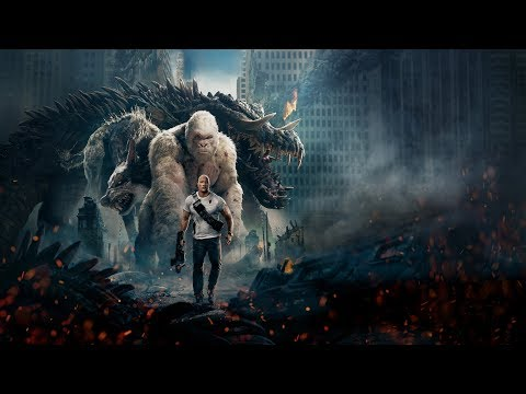 Rampage Final Battle - George Vs Ralph Vs Lizzie
