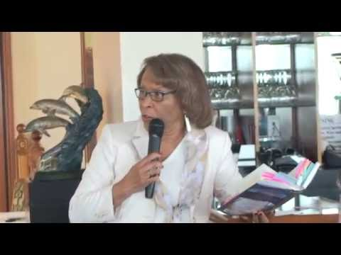 VIDEO: Author Sharon Draper at the 2016 Horace Mann Upstanders Book Awards