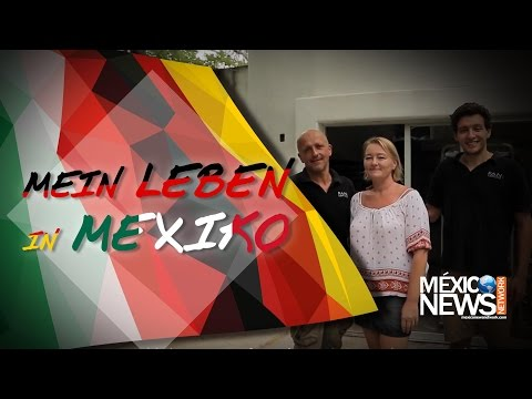 Mein Leben in Mexiko | Alemanes viviendo en México cap. 3 Pan Comido.
