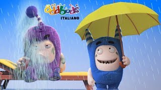 Video Oddbods | IMPERMEABILE |  Cartoni animati divertenti per bambini | Oddbods Italiano MP3, 3GP, MP4, WEBM, AVI, FLV Januari 2019