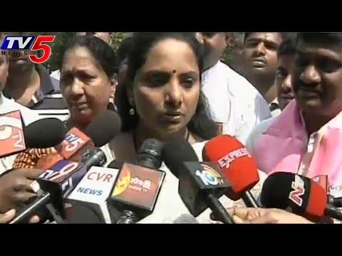 Modi Wont have Impact In South India  Kavitha